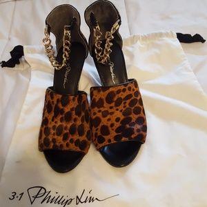 3.1 Phillip lim woman's shoes